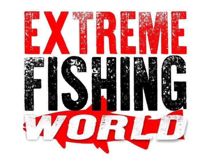 EXTREME FISHING WORLD LOGO