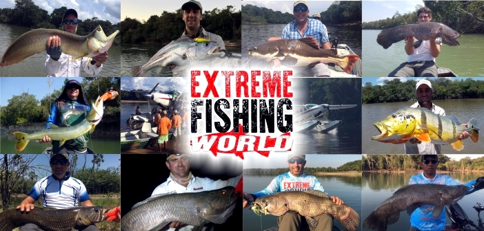 EXTREME FISHING WORLD dest