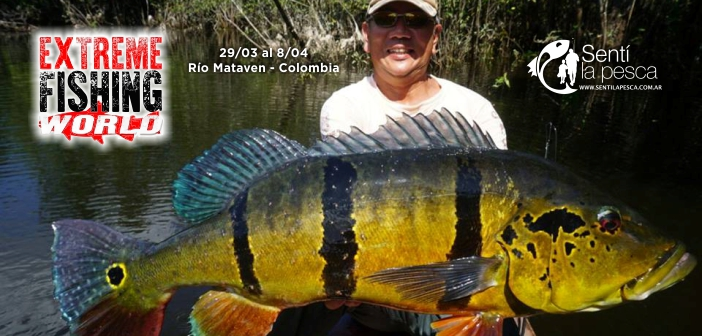 170328 RIO MATAVEN COLOMBIA EXTREMEFISHING dest