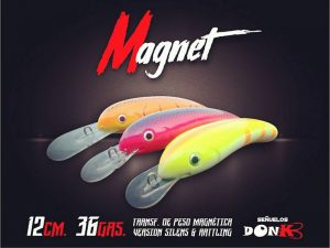DON KB MODELO MAGNET
