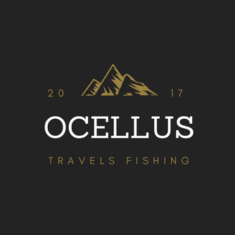 OCELLUS FISHING LOGO